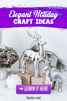 Craft Ideas that are elegantly perfect for the Holidays! : These elegant craft ideas are truly perfect for your home this Holidays! Check them out. Christmas Truce, Christmas Trivia, Grinch Stole Christmas, Twelve Days Of Christmas, A Christmas Story, Christmas Carol, First Christmas, White Christmas, Christmas Facts
