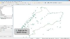Publish your maps to the cloud using QGIS in just 5 steps