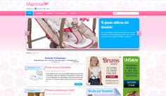 Una community interamente dedicata alle mamme, fatta da mamme...del network Fair Magazine    www.mammaoggi.it