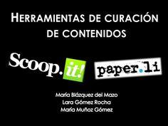 Paperli ppt by Carlos Cenamor Rodriguez via slideshare