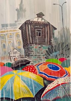 Yekaterinburg by Alexey Ryzhkov http://www.pinterest.com/emy_liwag/raindrops-are-falling-on-my-head/