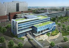 Architect: Design Projects Of Yeungnam University Medical Cen...