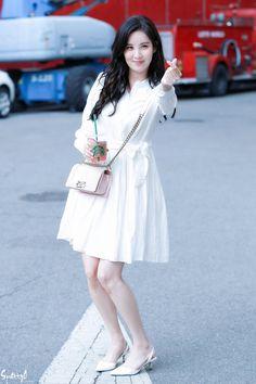 Seo Ju-hyun (서주현) also known mononymously as Seohyun (서현) of Girls' Generation (소녀시대). || She's such an angel. ❤❤