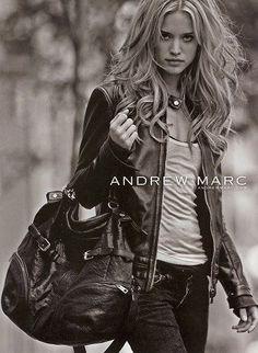 Julie Ordon for Andrew Marc