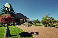 Riverside Golf Course Clubhouse #FairmontHotSpringsResort #golf #FHSRgolf #riverside #golfbc #clubhouse #destinationbc #travelbc