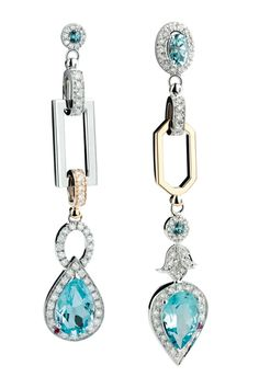 Style Life: COLLECTION OF JEWELRY FROM DAMIANI FOR BUSINESS ON EID