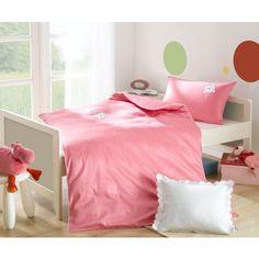 Lorena Kinder-Bettwäsche Mietze Katze Mako-Satin   Bettwäsche mit Stil – Ihr Shop für anspruchsvolles Schlafen