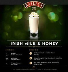 Baileys Irish Milk & Honey