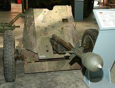 3,7 cm Panzerabwehrkanone (Pak) 35/36 L/45 mit 3,7 cm Stielgranate 41
