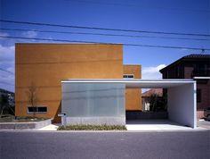 House in Takasudai HiroshimaApr.2006
