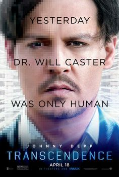 Transcendence | In theaters April 18, 2014 | Johnny Depp via Yahoo Movies