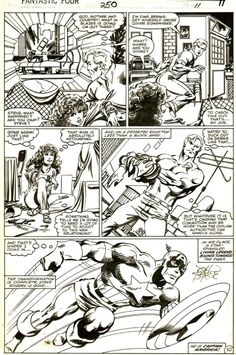 John Byrne Draws...