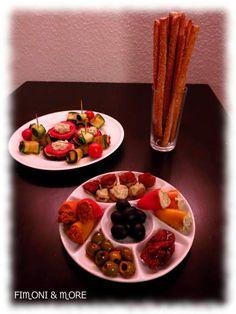 Vegane Antipasti Waffles, Breakfast, Food, Easy Meals, Rezepte, Morning Coffee, Meals, Waffle, Morning Breakfast