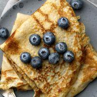 Is, Crepes, Lchf, Diabetes, Dessert Recipes, Snacks, Breakfast, Ethnic Recipes, Food