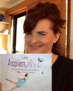 Happy to have I Am AspienGirl doing so well. One book down and several more on their way.  #femaleautism #femaleaspergers #femaleBAP www.aspiengirl.com www.taniamarshall.com