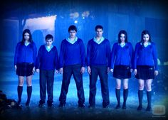 El Internado Laguna Negra (Spanish, 'The Boarding School Black Lagoon') was a Spanish television drama thriller focusing on the students of a fictional boarding school in a forest, where teenagers are sent by their parents to study. The boarding school is situated in a forest far from the city, on the outskirts on which macabre events occur. The boarding school turned out to be a dangerous place to the characters, when they began to know stuff they shouldn't have known.