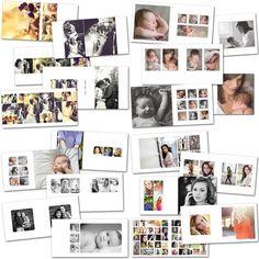 Album Basics Collection I by Photographer Cafe   Photographer Cafe