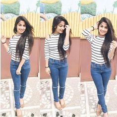 Lovely Girl Image, Cute Girl Photo, Girl Photo Poses, Girl Photos, Girly Pics, Girly Pictures, Swag Girl Style, Girl Swag, Stylish Boys