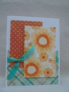 SC437 Happy Flowers by suen - Cards and Paper Crafts at Splitcoaststampers
