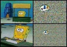 40 New Ideas for memes spongebob template Memes Humor, Memes Pt, New Memes, Funny Memes, Meme Template, Templates, Memes Spongebob, Blank Memes, Wholesome Memes