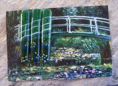 Claude Monet (2013) #nailart