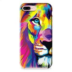Lion Urban Art iPhone 7 3D Case Dewantary. Martu Renda · Fundas · Housse  portable Silicone Samsung ... e839745e1d37