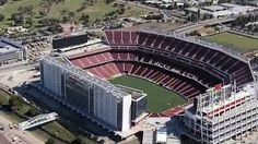 Levi's Stadium- San Francisco 49ers.. Was Awesome on Opening Night Aug 2, 2014 San Jose Earthquakes vs Toronto Sounders