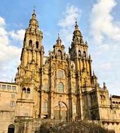 24 Catedral Santiago De Compostela Ideas Cathedral Camino De Santiago Santiago De Compostela
