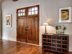 Great Modern Entryway - Zillow Digs