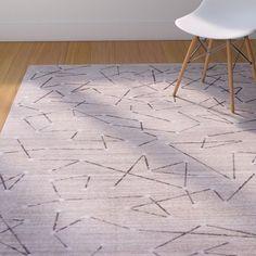 Corrigan Studio Clinton Taupe/Gray Area Rug