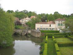 Vouvant, France