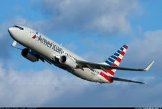 American Airlines N967AN Boeing 737-823 aircraft picture