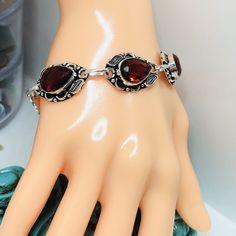 Fine Bracelets Practical 14k Oro Amarillo&blanco Hecho A Mano Diseño Eslabones Langosta Cierre Pulsera Fine Jewelry