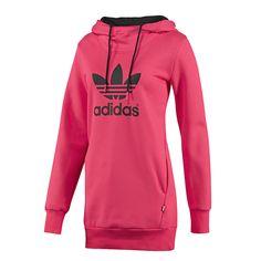 Sudadera de mujer Originals Long Logo Adidas - Ropa Deportiva - Sudaderas - El Corte Inglés - Deportes