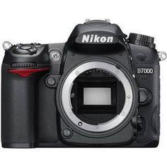 Nikon D7000 16.2MP DX-Format CMOS Digital SLR with 3.0-Inch LCD (Body Only): http://www.amazon.com/Nikon-16-2MP-DX-Format-Digital-3-0-Inch/dp/B0042X9LC4/?tag=interonlinsto-20