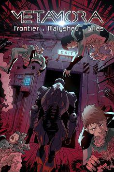 Metamora #1 Cover