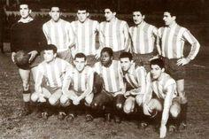 Equipos de fútbol: ATLÉTICO DE MADRID 1961-62
