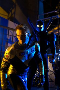 Smallville: Blue Beetle & Booster Gold