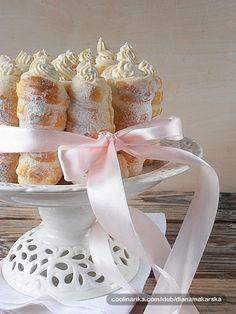 Cream puffs                                                       …