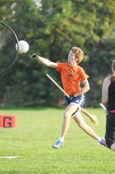 Quidditch for UT 'muggles'