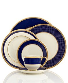 Lenox Dinnerware, Independence Collection - Fine China - Dining & Entertaining - Macy's Bridal and Wedding Registry