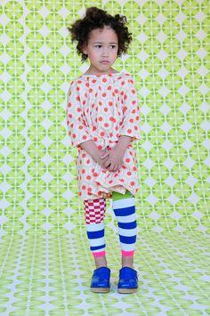 love the print+pattern mix