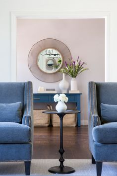 Masculine, Comfortable, and Elegant: A California Home by Lauren Evans Interiors | Rue