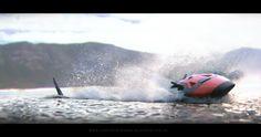 ArtStation - Shark Bait, Chris Rosewarne