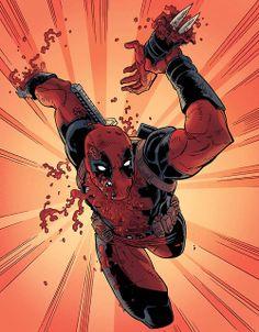 Deadpool: Armed & Dangerous - Reilly Brown