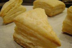Foto de la receta de hojaldre en microondas