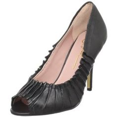Gwyneth Shoes Women's Quinn Open-Toe Pump (Apparel)  http://www.lookees.com/file.php?p=B003HKQF4A