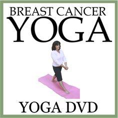 GENTLE RESTORATIVE YOGA FOR BREAST CANCER RECOVERY & LYMPHEDEMA MANAGEMENT DVD http://www.breastcanceryoga.com/Yogaforbreastcancerdvd.html