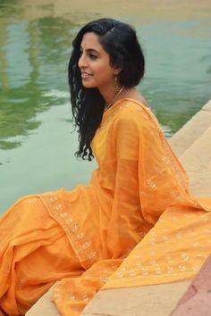 Kota tissue saree from hands of india