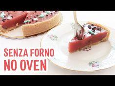 #Crostata #fredda all'#anguria - YouTube Hot Dog Buns, Hot Dogs, Dessert, Ethnic Recipes, Youtube, Jello, Deserts, Postres, Youtubers